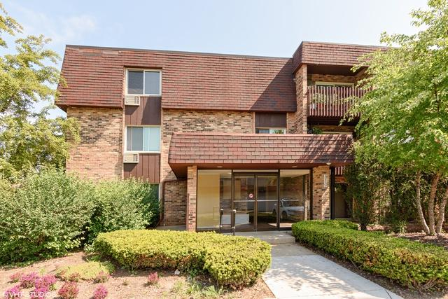 910 E Old Willow Road #302, Prospect Heights, IL 60070 (MLS #10135839) :: Domain Realty