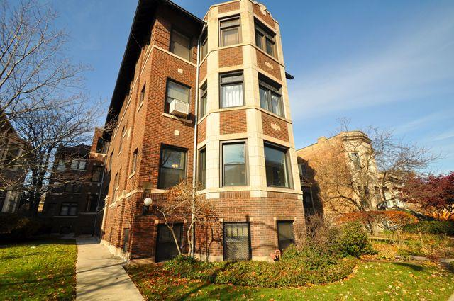 5534 S Dorchester Avenue #1, Chicago, IL 60637 (MLS #10135895) :: Leigh Marcus | @properties