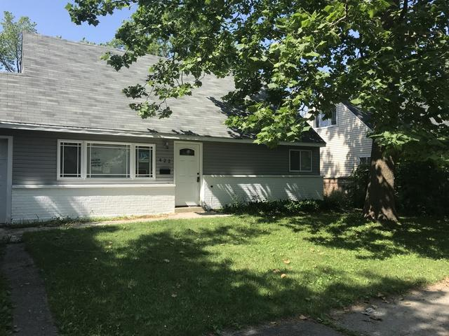 422 Winnebago Street, Park Forest, IL 60466 (MLS #10135898) :: Leigh Marcus | @properties