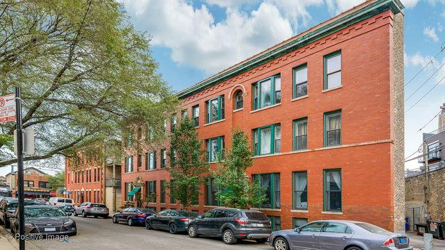 2013 W Concord Place A, Chicago, IL 60647 (MLS #10135901) :: Property Consultants Realty