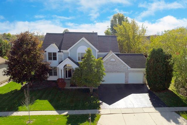 1597 Wakefield Court, Mundelein, IL 60060 (MLS #10135902) :: Helen Oliveri Real Estate
