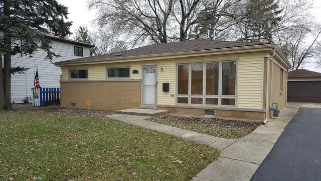 722 N Bierman Avenue, Villa Park, IL 60181 (MLS #10136061) :: Domain Realty
