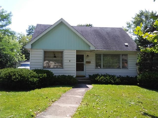 7243 W 112th Place, Worth, IL 60482 (MLS #10136094) :: Ani Real Estate