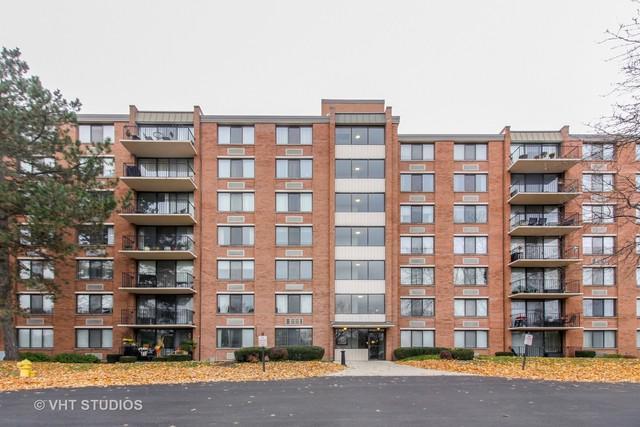 2000 Saint Regis Drive 5H, Lombard, IL 60148 (MLS #10136116) :: Domain Realty