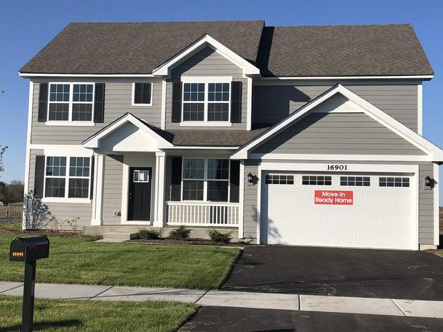 16901 S Callie Drive, Plainfield, IL 60586 (MLS #10136191) :: The Wexler Group at Keller Williams Preferred Realty