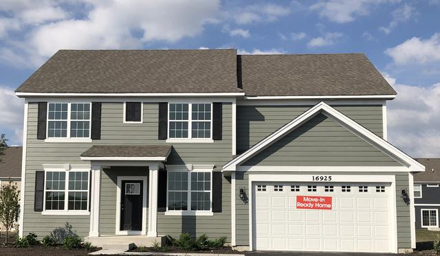 16908 S Callie Drive, Plainfield, IL 60586 (MLS #10136195) :: The Wexler Group at Keller Williams Preferred Realty