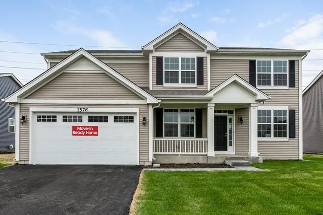16926 S Callie Drive, Plainfield, IL 60586 (MLS #10136209) :: The Wexler Group at Keller Williams Preferred Realty