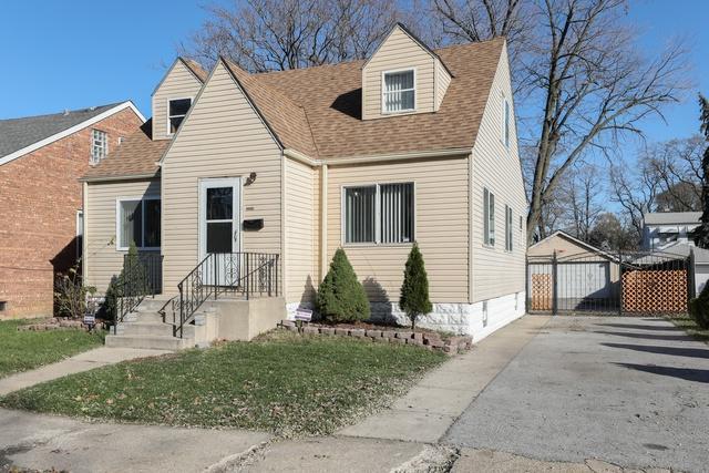 15827 Willard Avenue, Harvey, IL 60426 (MLS #10136255) :: Domain Realty