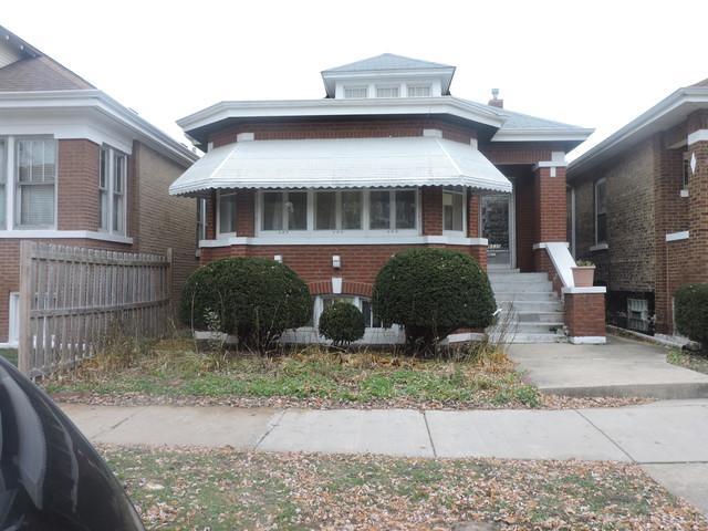 6535 S Francisco Avenue, Chicago, IL 60629 (MLS #10136258) :: Domain Realty