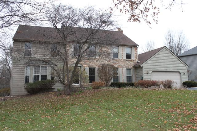 211 Greens View Drive, Algonquin, IL 60102 (MLS #10136297) :: Fidelity Real Estate Group