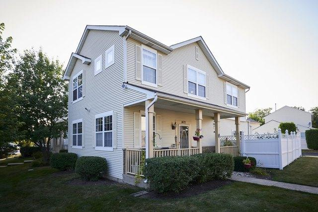 1471 Mountain Laurel Court, Romeoville, IL 60446 (MLS #10136316) :: Fidelity Real Estate Group