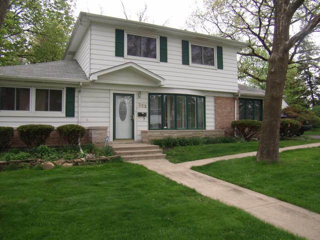 302 Oakwood Street, Park Forest, IL 60466 (MLS #10136369) :: Leigh Marcus | @properties
