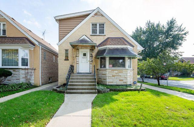 6153 W Lawrence Avenue, Chicago, IL 60630 (MLS #10136388) :: Ani Real Estate