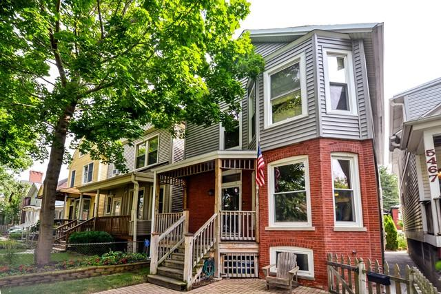 5465 S Ridgewood Court, Chicago, IL 60615 (MLS #10136395) :: Leigh Marcus | @properties