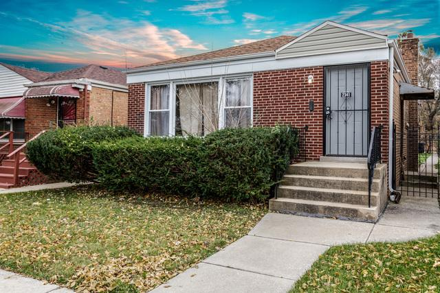 2341 W 81st Place, Chicago, IL 60620 (MLS #10136417) :: The Dena Furlow Team - Keller Williams Realty