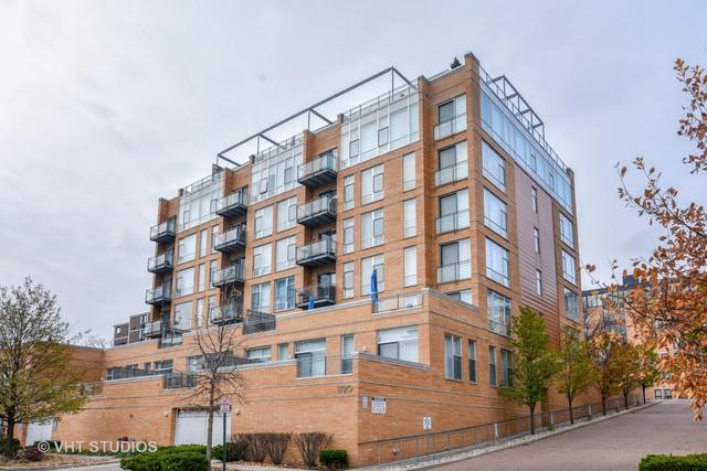 1720 Oak Avenue #804, Evanston, IL 60201 (MLS #10136418) :: Ani Real Estate