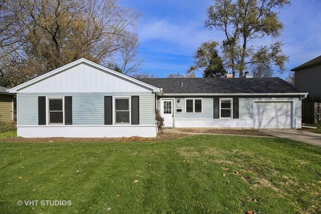 509 Countryside Drive, Wheaton, IL 60187 (MLS #10136424) :: Domain Realty