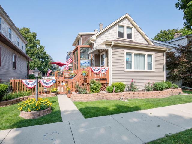 4818 N Menard Avenue, Chicago, IL 60630 (MLS #10136426) :: Domain Realty