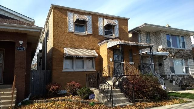 6542 S Sacramento Avenue, Chicago, IL 60629 (MLS #10136592) :: Ani Real Estate
