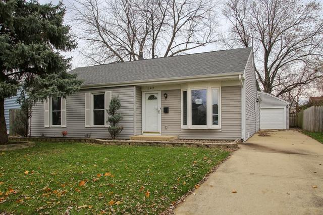 142 W Montana Avenue, Glendale Heights, IL 60139 (MLS #10136615) :: Ani Real Estate