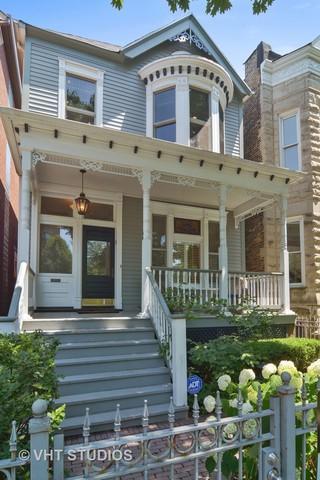 2723 N Mildred Avenue, Chicago, IL 60614 (MLS #10136637) :: The Dena Furlow Team - Keller Williams Realty