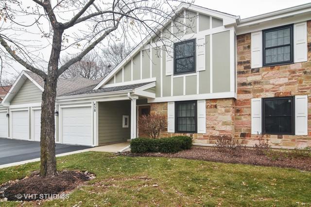 458 Thornhill Lane A1, Wheeling, IL 60090 (MLS #10136680) :: Helen Oliveri Real Estate