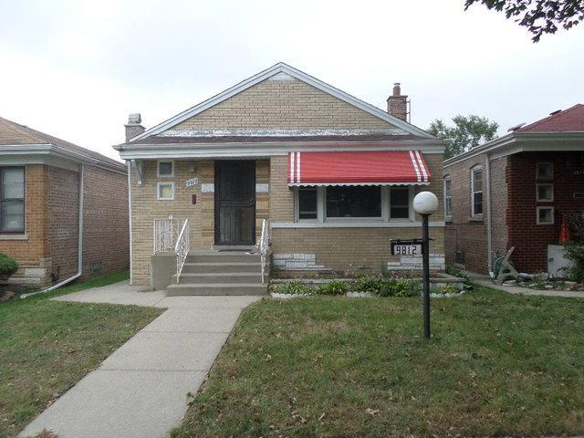 9812 S Greenwood Avenue, Chicago, IL 60628 (MLS #10136724) :: Ani Real Estate