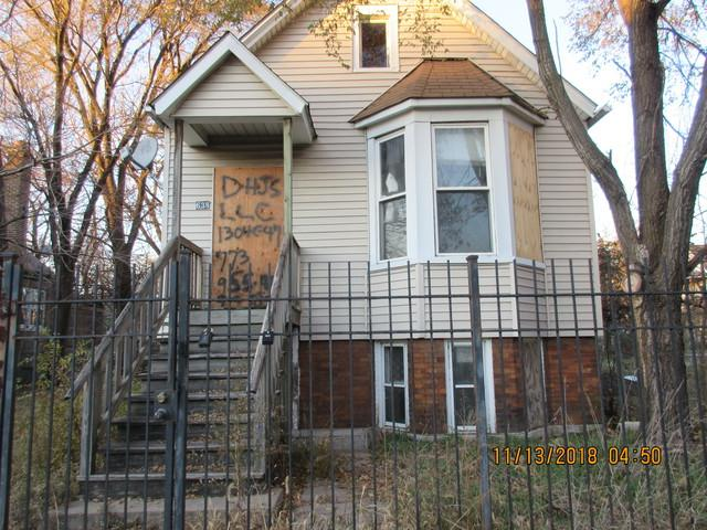 638 E 65th Street, Chicago, IL 60637 (MLS #10136760) :: Leigh Marcus | @properties