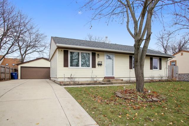 272 Mark Avenue, Glendale Heights, IL 60139 (MLS #10136788) :: Ani Real Estate