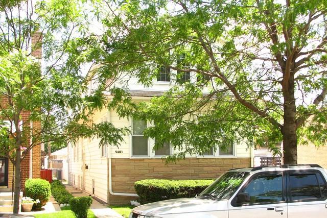 5481 N Austin Avenue, Chicago, IL 60630 (MLS #10136834) :: The Dena Furlow Team - Keller Williams Realty