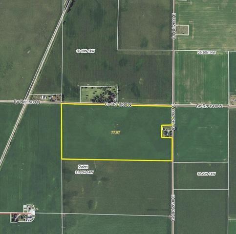 1900 N 2600 Road E, ST. JOSEPH, IL 61873 (MLS #10136835) :: Ryan Dallas Real Estate