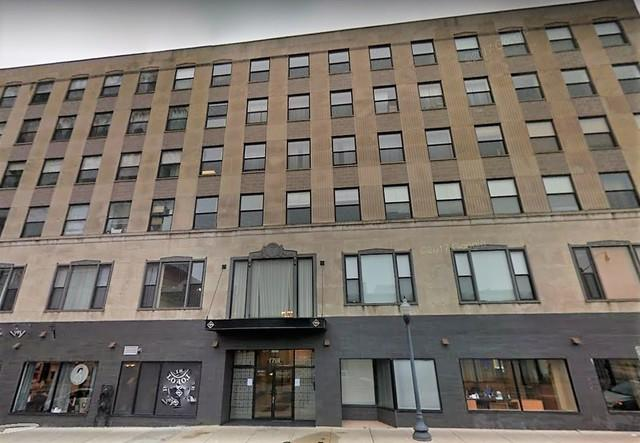 1791 W Howard Street #305, Chicago, IL 60626 (MLS #10136890) :: Leigh Marcus   @properties