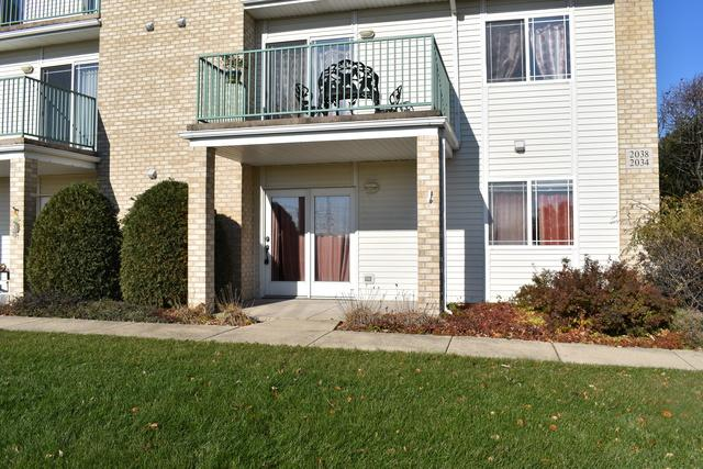 2034 Manico Court #100, Crest Hill, IL 60403 (MLS #10136899) :: Leigh Marcus | @properties