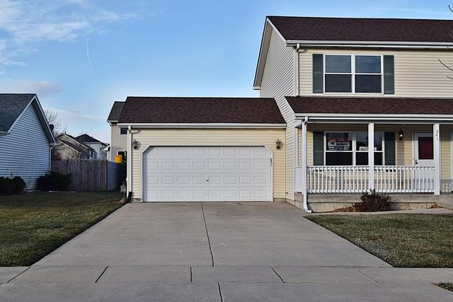541 S Elizabeth Street -, Maple Park, IL 60151 (MLS #10136916) :: Baz Realty Network | Keller Williams Preferred Realty