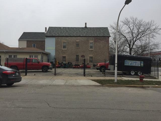 1656 Pershing Road, Chicago, IL 60609 (MLS #10136954) :: Leigh Marcus | @properties