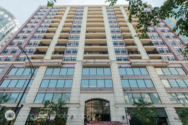 451 W Huron Street #1202, Chicago, IL 60654 (MLS #10137008) :: The Dena Furlow Team - Keller Williams Realty