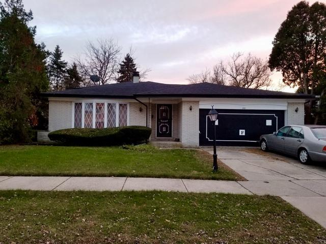 831 E 192nd Street, Glenwood, IL 60425 (MLS #10137014) :: Leigh Marcus | @properties