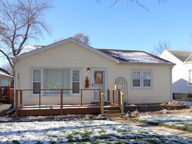 265 S Clinton Avenue, Bradley, IL 60915 (MLS #10137059) :: Domain Realty