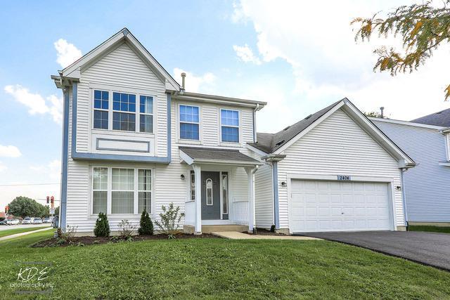 2404 Woodlake Court, Naperville, IL 60564 (MLS #10137065) :: Ani Real Estate