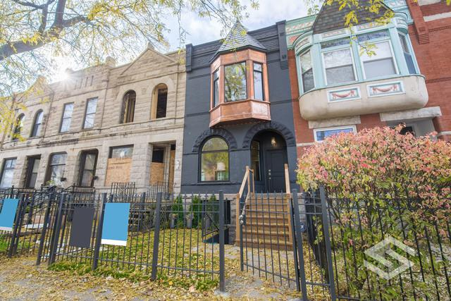 4732 S Evans Avenue, Chicago, IL 60615 (MLS #10137096) :: The Mattz Mega Group