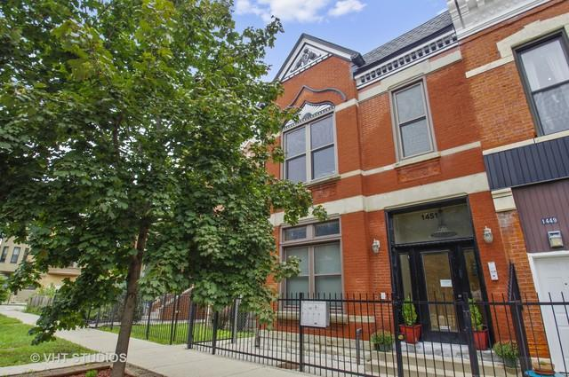 1451 N Artesian Avenue #3, Chicago, IL 60622 (MLS #10137171) :: Property Consultants Realty