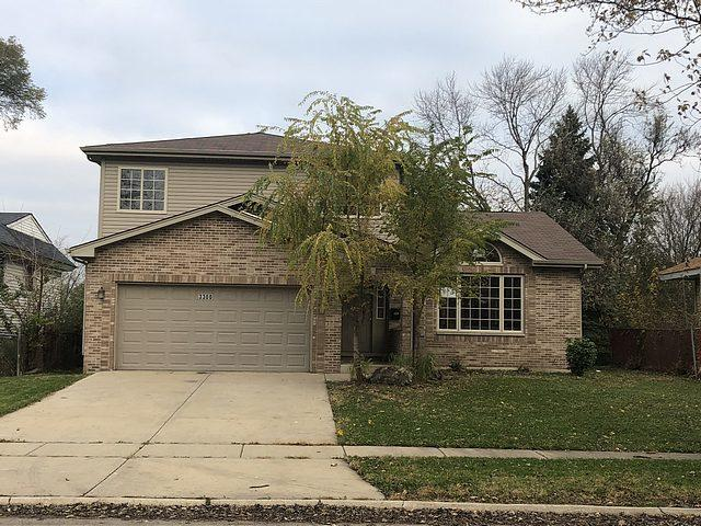 3300 Charlemagne Avenue, Hazel Crest, IL 60429 (MLS #10137180) :: Domain Realty