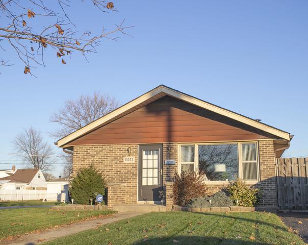 11037 Menard Avenue, Chicago Ridge, IL 60415 (MLS #10137192) :: Domain Realty