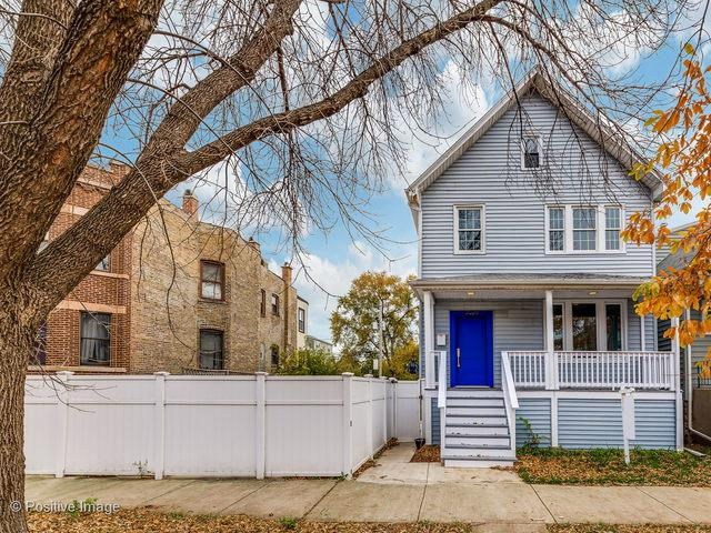 3025 N Sawyer Avenue, Chicago, IL 60618 (MLS #10137225) :: Domain Realty