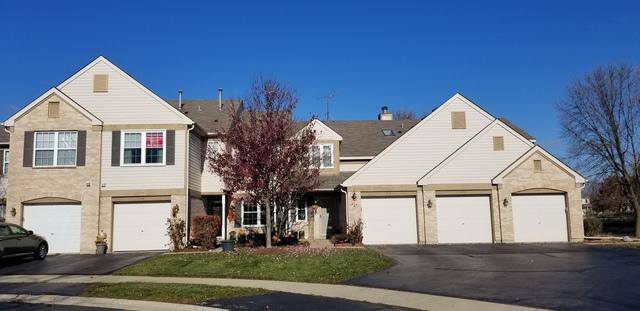 324 Crystal Ridge Drive #324, Crystal Lake, IL 60012 (MLS #10137234) :: Lewke Partners