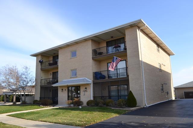 17001 Grissom Drive 3S, Tinley Park, IL 60477 (MLS #10137309) :: Ani Real Estate