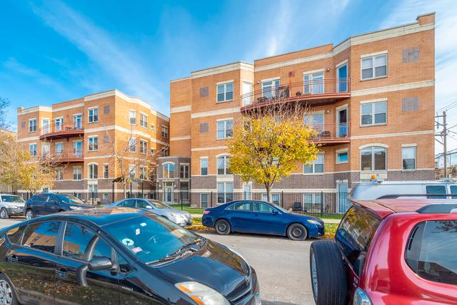 6015 N Mozart Street #203, Chicago, IL 60659 (MLS #10137329) :: Leigh Marcus   @properties