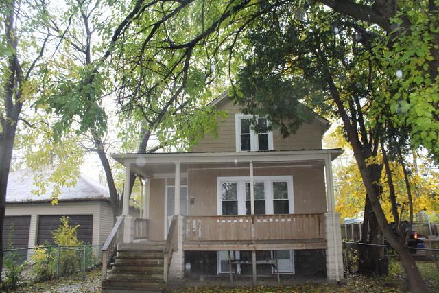 31 W 110th Street, Chicago, IL 60628 (MLS #10137344) :: Ani Real Estate