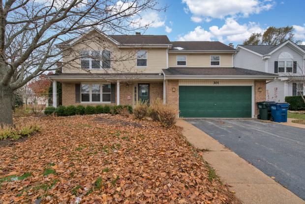 301 Sheffield Lane, Vernon Hills, IL 60061 (MLS #10137348) :: Helen Oliveri Real Estate