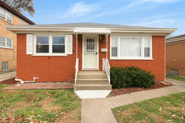 393 Mackinaw Avenue, Calumet City, IL 60409 (MLS #10137358) :: Ani Real Estate